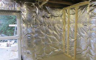 Внутренняя теплоизоляция стен: утеплители и порядок выполнения работ