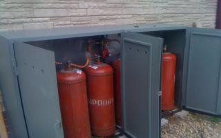 Отопление дачи сжиженным газом: преимущества и недостатки