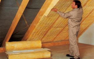 Какой утеплитель лучше для крыши и мансарды?
