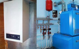 Индивидуальное отопление в частном доме: от дров до газа