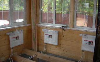 Экономичное электрическое отопление на даче и террасе