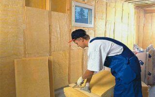 Как утеплить стены дома: материалы и способы