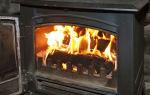 Какими дровами лучше топить печь: породы деревьев (фото и видео)