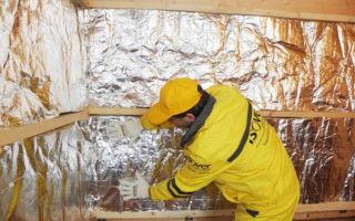 Утеплитель для стен бани: как выбрать, технология утепления