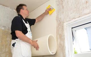 Утепление стен квартиры изнутри своими руками: материалы, инструменты