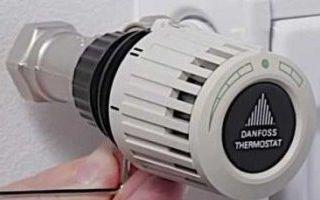 Установка терморегулятора на радиатор: этапы, правила