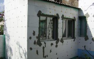 Утепление стен снаружи пенополистиролом своими руками (фото)