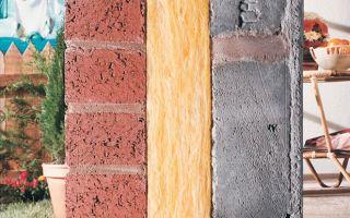 Способы утепления стен и их теплоизоляция снаружи