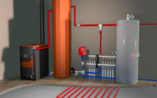 Отопление дешевле газа: котел на твердом топливе, тепловой насос