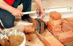 Строительство печей из кирпича: инструменты, кладка