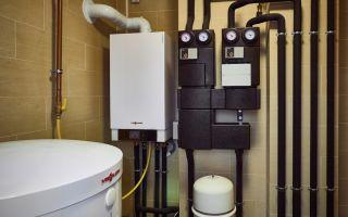 Выбор газового котла для частного дома: критерии и требования (видео)