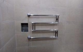 Полотенцесушитель для ванной: как выбрать по виду, форме, материалу