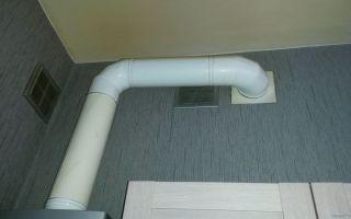Установка газового водонагревателя своими руками