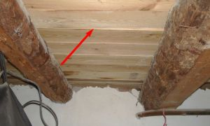Утепление подпола в деревянном доме: как утеплить полы
