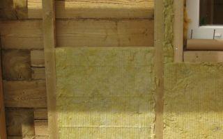 Каким утеплителем лучше утеплить деревянный дом из бруса