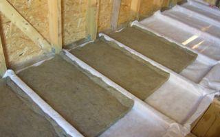 Какой утеплитель лучше для потолка: минвата, керамзит или пенополистирол