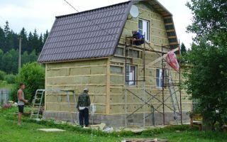 Чем утеплить деревянный дом снаружи под сайдинг виниловый (фото и видео)