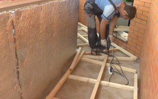 Утепление пола на балконе своими руками: инструменты, материалы и варианты теплоизоляции (фото и видео)