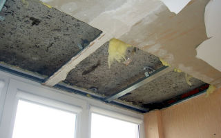 Ошибки утепления лоджий и балконов: появление конденсата