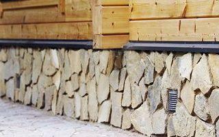 Утепление фундамента деревянного дома снаружи своими руками: способы, материалы и инструменты (видео)