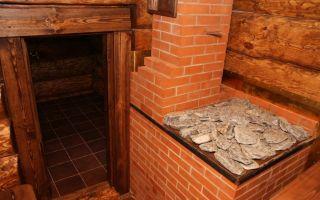 Кирпичная печь для бани своими руками (фото)