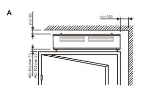 Воздушно-тепловая завеса: устройство, расчет, монтаж
