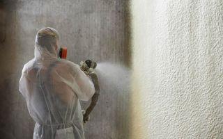 Утепление полиуретаном: преимущества, нюансы