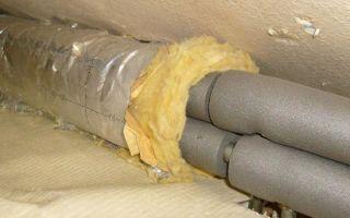 Теплоизоляция паропроводов: рекомендации по выбору материалов