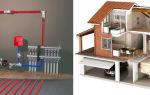 Паровое отопление в частном доме: технология, инструменты, материалы, монтаж