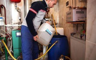Подготовка воды для отопления: способы