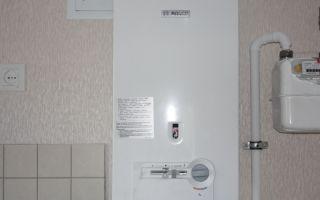 Как пользоваться газовой колонкой: рекомендации