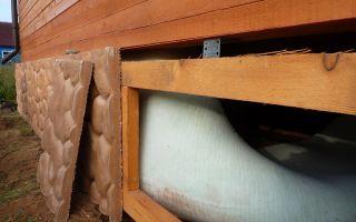 Чем утеплить фасад дома: материалы