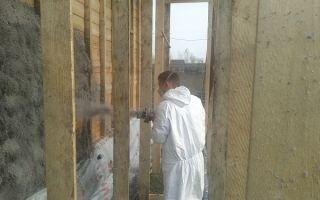 Утепление домов эковатой: преимущества, безопасность