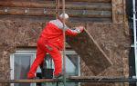 Технология утепления деревянного дома: наружное утепление фасада (видео)