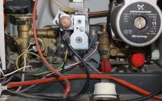 Неисправности газовых котлов: причина их возникновения и ремонт