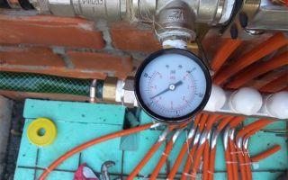 Давление в системе отопления частного дома: каким оно должно быть?