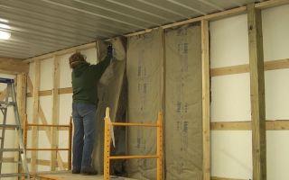Утепление деревянного дома внутри своими руками: схемы (фото и видео)