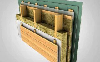 Устройство теплоизоляции стен дома