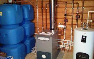 Отопление дизельным топливом загородного дома: принцип, основные преимущества