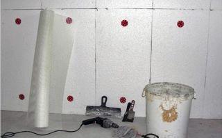 Утепление стен пенопластом изнутри своими руками без труда