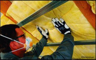 Утепление крыши своими руками: материалы и способы устройства (видео)