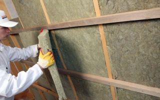 Как утеплить дом изнутри при помощи разных материалов (фото)