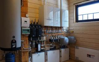 Газовое отопление загородного дома своими руками: выбор оборудования, монтаж, схема (фото и видео)
