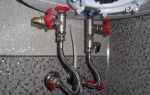 Установка накопительного водонагревателя своими руками (инструкция с фото)