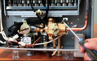 Газовая колонка не работает: причины неполадки прибора
