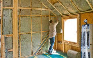 Как правильно утеплить дом: комплексные мероприятия