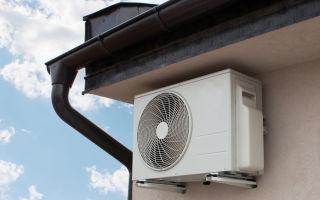 Отопление кондиционером: эффективность, нюансы