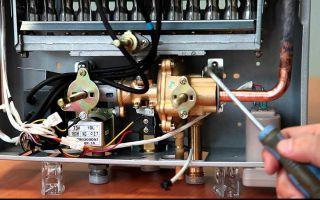 Как врезать насос в систему отопления загородного дома?