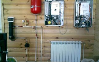 Отопление загородного дома электричеством: оборудование