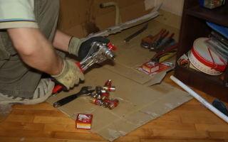 Замена радиаторов отопления своими руками: инструменты, этапы, инструкция